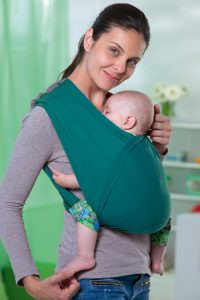 Amazonas Carry Baby petrol
