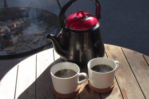 Opskrifter. Kaffe à la Bon-fire.