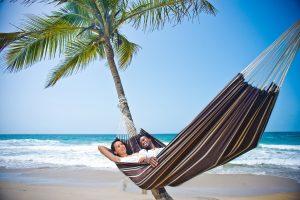 Amazonas Barbados mocca hængekøje