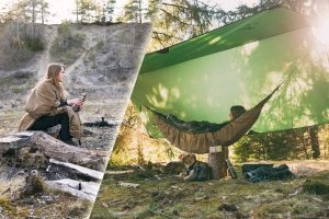 Amazonas Ultra-light Underquilt-Poncho.