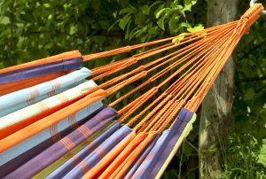 Amazonas Colombiana mandarina hængekøje