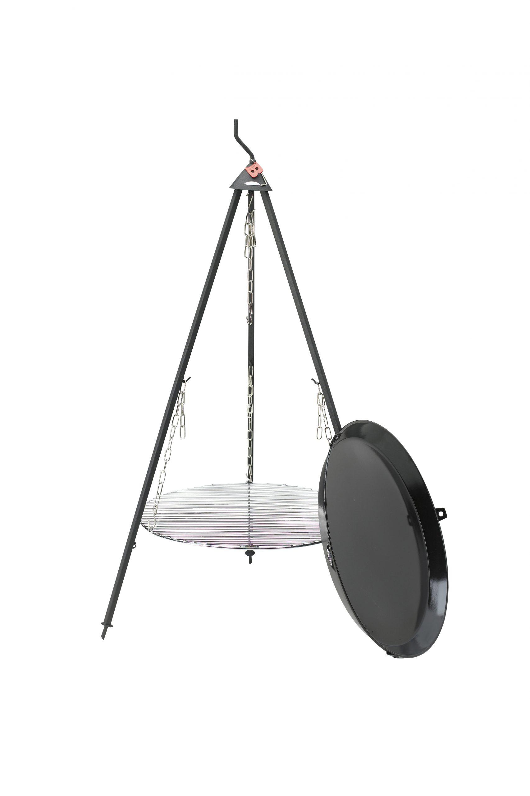 Bon-fire Basic set and BBQ pan.