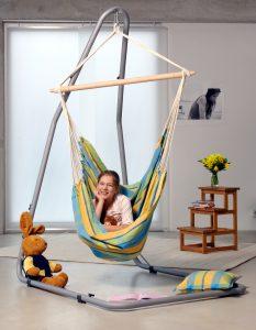 Amazonas Brasil Lemon hang chair.