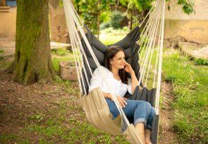 Amazonas California sand hang chair.