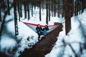 Amazonas Ultra-light Silk Traveller XXL hammock.