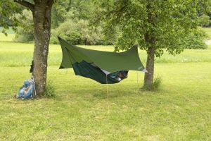 Amazonas Ultra-light Moskito-Traveller hammock.