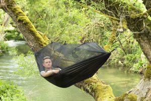 Amazonas Ultra-light Moskito-Traveller Extreme hammock.