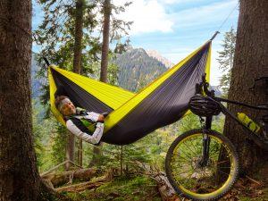 Amazonas Ultra-light Adventure Yellowstone hammock.