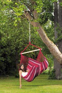 Amazonas Havanna fuego hang chair.