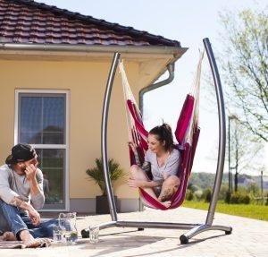Amazonas Omega Rockstone stand for hang chair.