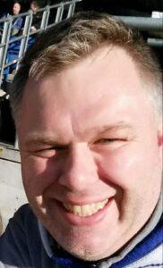 Martin Nielsen - a part of the Bon-fire team
